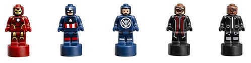 Marvel Super Heroes SHIELD Helicarrier (76042)