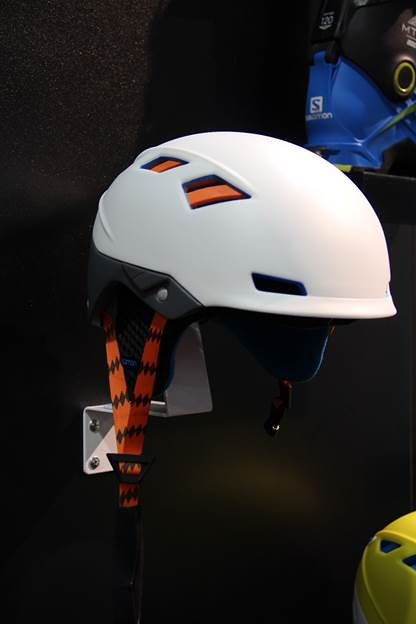 Helmets are high tech for 1016
