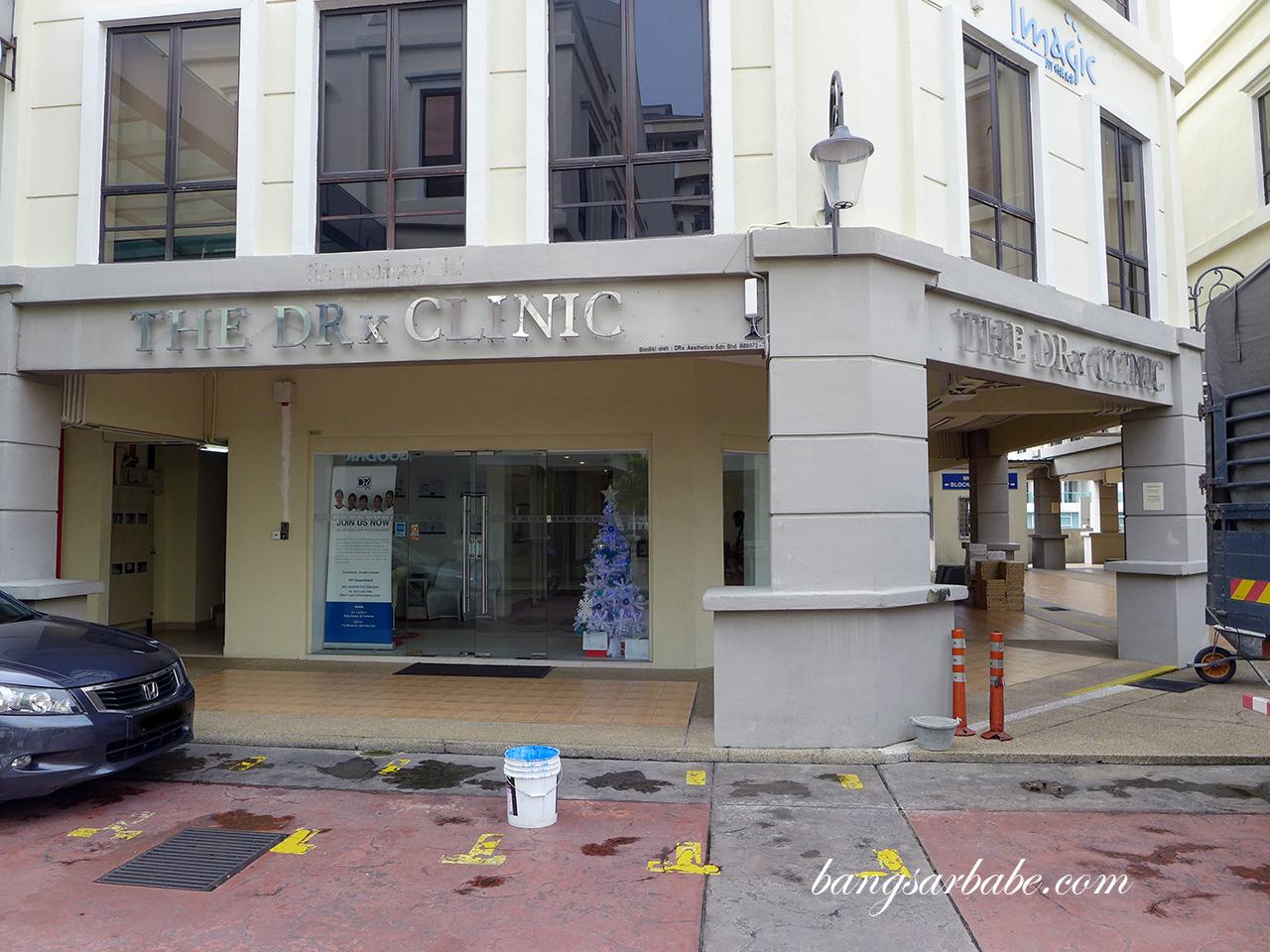 DRx Clinic Skincare - Bangsar Babe