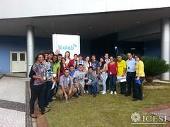 Misión de Química Farmacéutica Brasil 2014