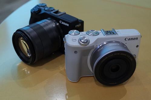 Canon EOS M3 56 Black & White