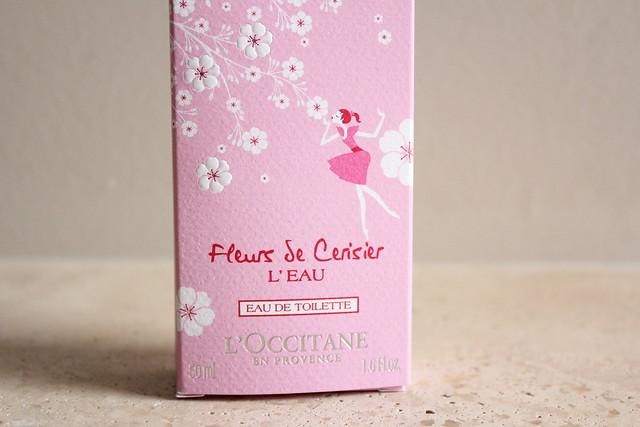 L'Occitane Fleur de Cerisier