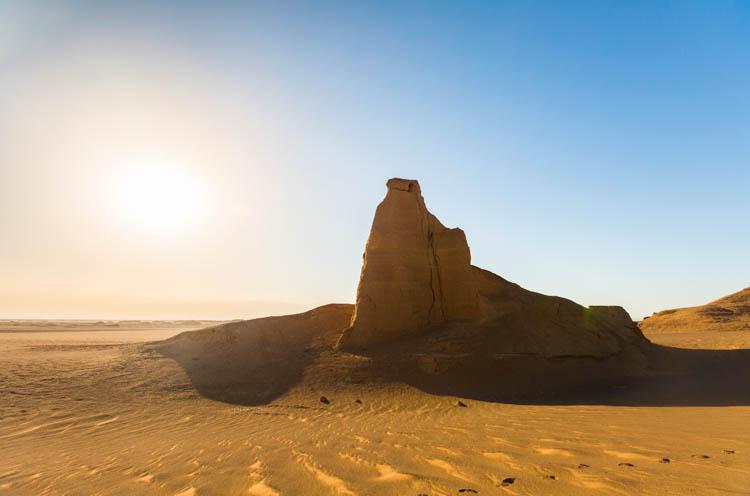 Visiting the Kaluts of Shahad Desert in Kerman