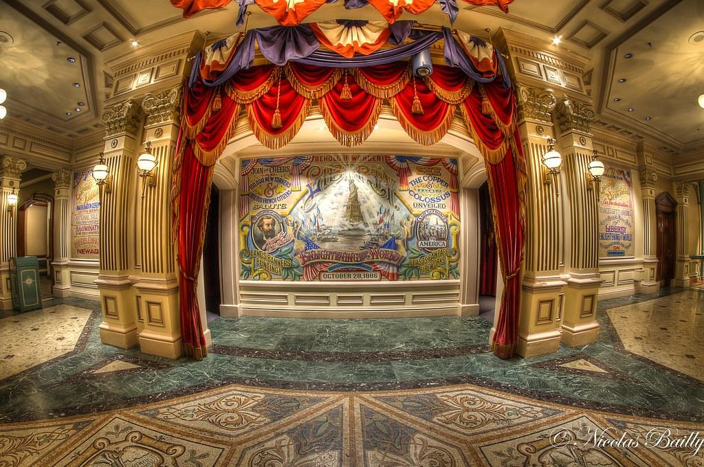Liberty Arcade Scenery