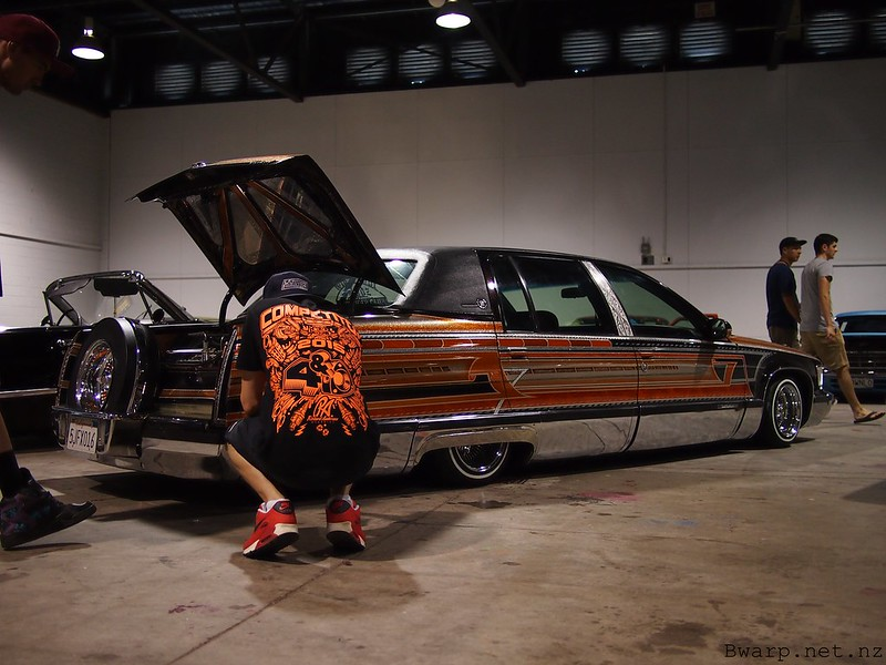 4 & Rotary Nationals - Lowriders