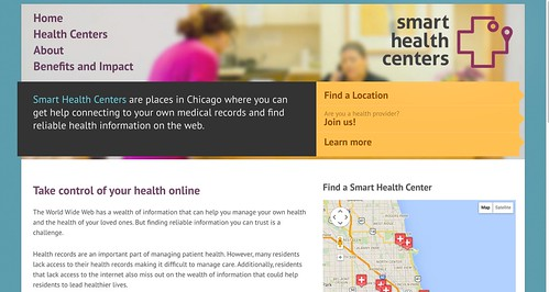 Smart Health Centers   Transforming healthcare with technology