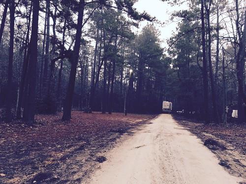 Leaving Forest Glen