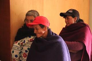 Las mujeres participan en la producción de las películas