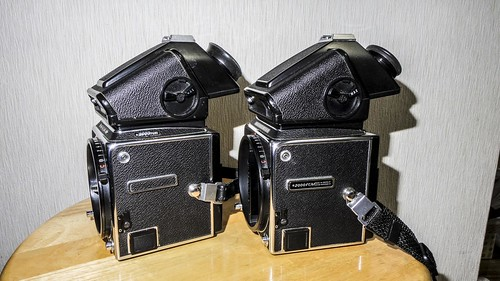 Hasselblad 2003FCW and 2000FCW