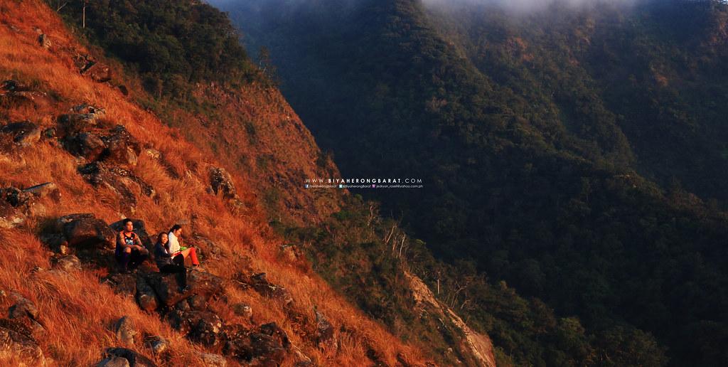 sunrise mount tarak ridge mariveles bataan