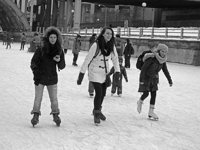 Rideau Canal (Ottawa, Ont Canada): January 24, 2015