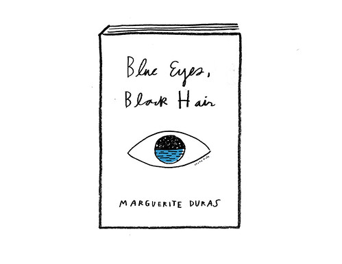 Blue Eyes, Black Hair - Maguerite Duras