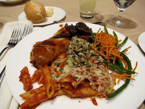 Banquet luncheon