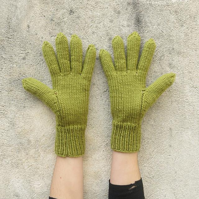 mom's gloves