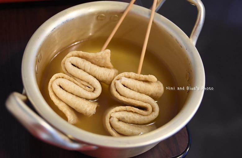 台中韓式料理一中街求求辣年糕菜單價位14