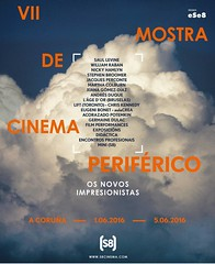 Vémonos no (S8) 7a Mostra de Cinema Periférico do 1-5 Xuño/June 2016 #s8cinema2016