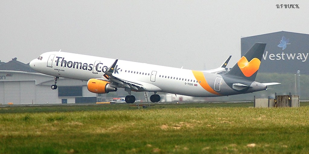 G-TCDO - A321 - Thomas Cook Airlines