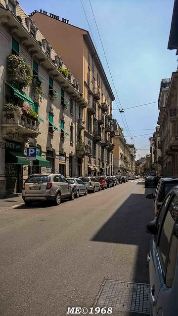 Milano - Via Pier Della Francesca