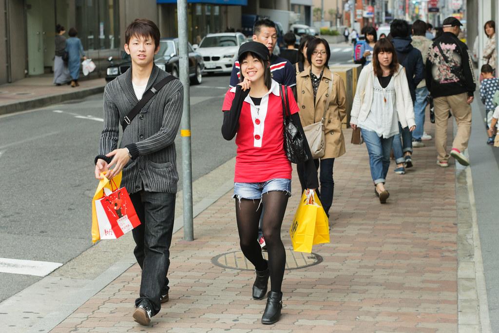 Kanocho 5 Chome, Kobe-shi, Chuo-ku, Hyogo Prefecture, Japan, 0.003 sec (1/400), f/6.3, 85 mm, EF85mm f/1.8 USM