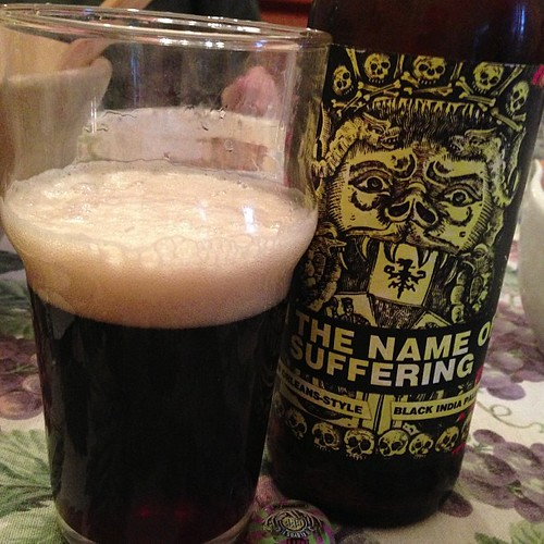 Three Floyds In The Name of Suffering New Orleans-Style Black India Pale Ale