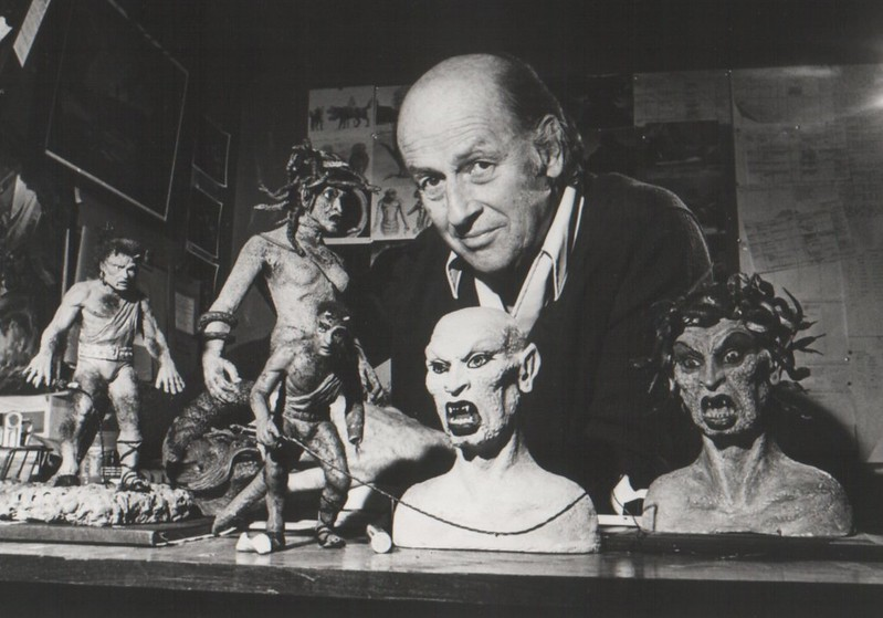 Ray Harryhausen - 8