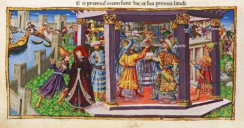 010-Bucolicon-Georgicon-Aeneis-1450-1460- Biblioteca Riccardiana de Florencia