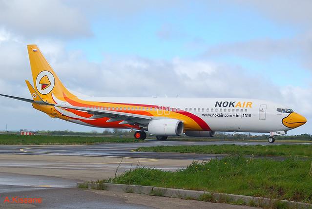 NOK AIR B737 HS-DBL