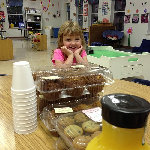 130:365 Muffins with Mom at school today.