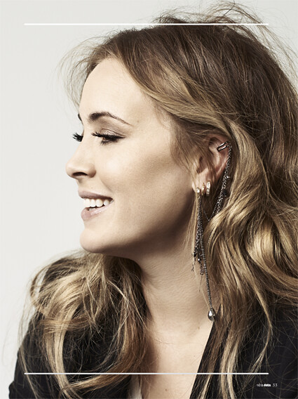 Interview ANOUK