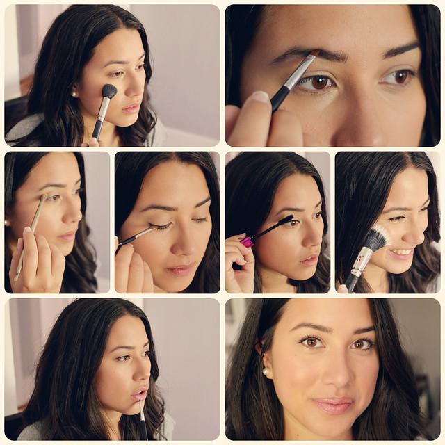 {beauty} 10 Minute Face: Au Naturel