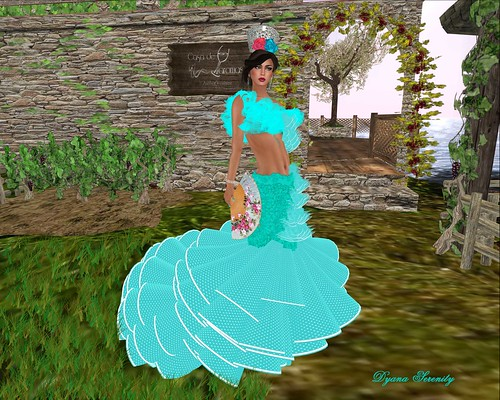 Flamenca by Dyana Serenity Blogger Second Life *Thanks to all