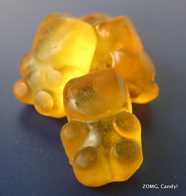 Bissinger's Gummy Pandas - Lemon Ginger Yuzu