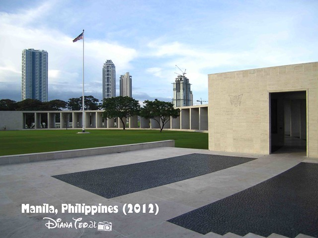 Day 4 - Philippines American Cemetery and Memorial 02