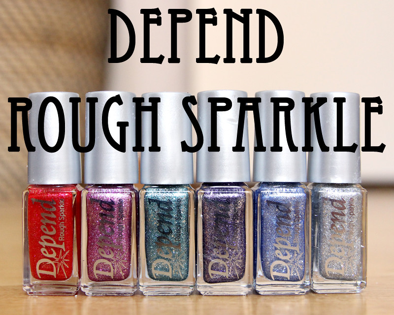Depend rough sparkle