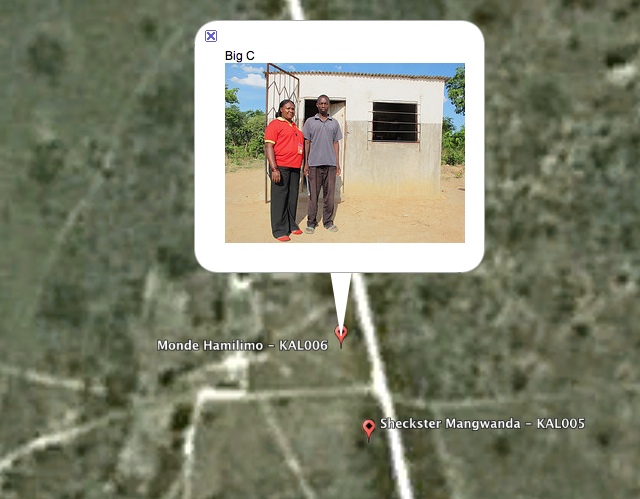 Google Earth Screenshot shop keeper