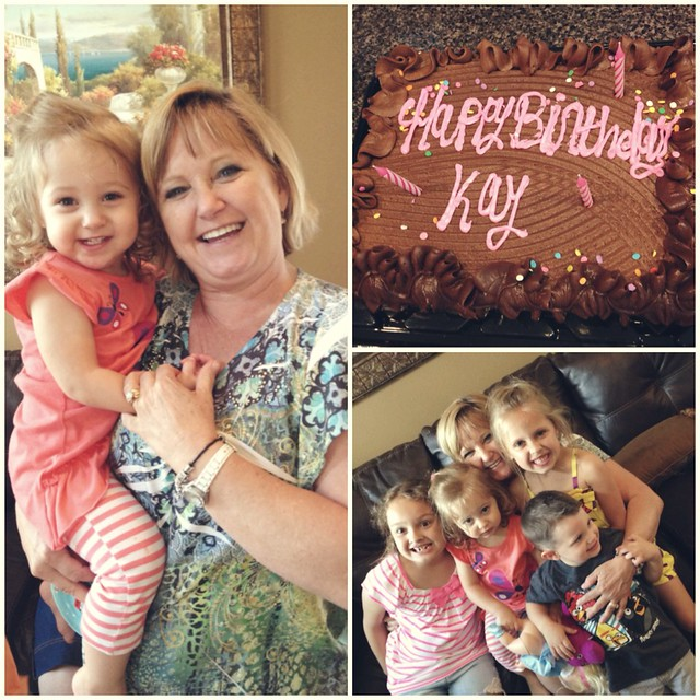 Happy Birthday Aunt Kay!