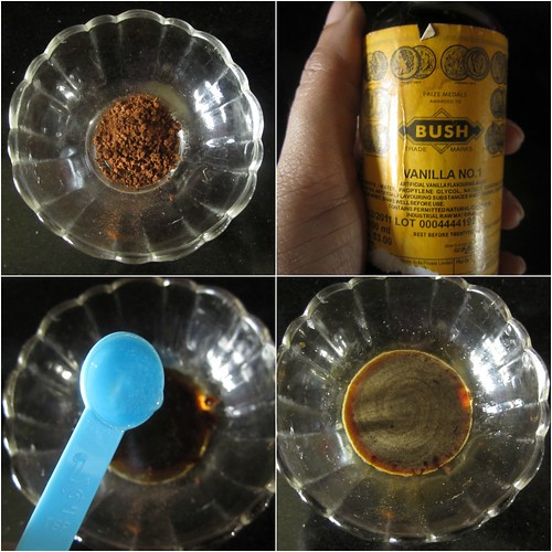 Espresso Choco-chip Bundt Cake
