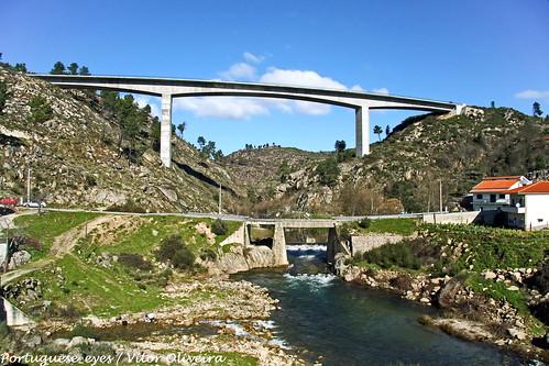 Rio Tinhela - Portugal