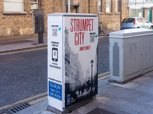Streets Of Dublin - Dublin One City One Book by infomatique