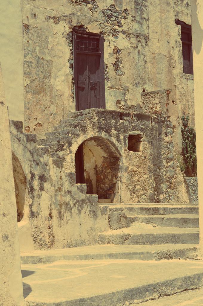 monastery crete