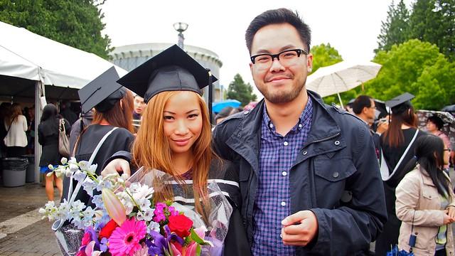 Grad 2013 | UBC Rose Garden