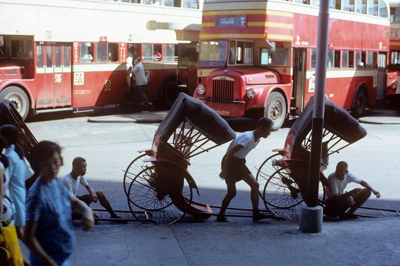 HK Buses, 1972