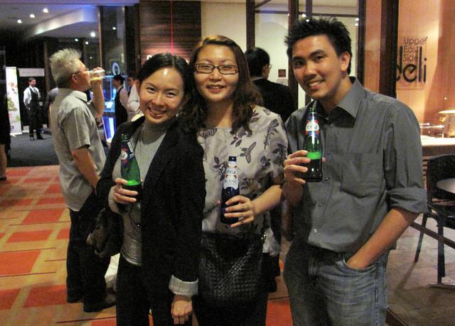 Aaron Craze, Rude Boy Cooks in Kuala Lumpur - Fireangel, Suanie, Michael