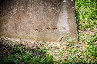 W. T. White Signature