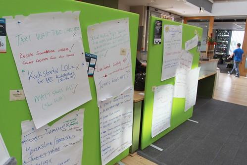 The idea board