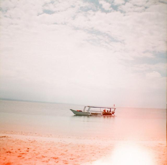 Pasir Pink, East Lombok