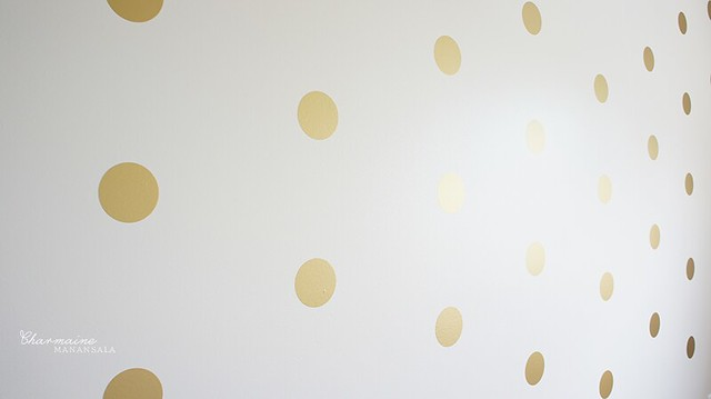 Gold Accent Wall Decor
