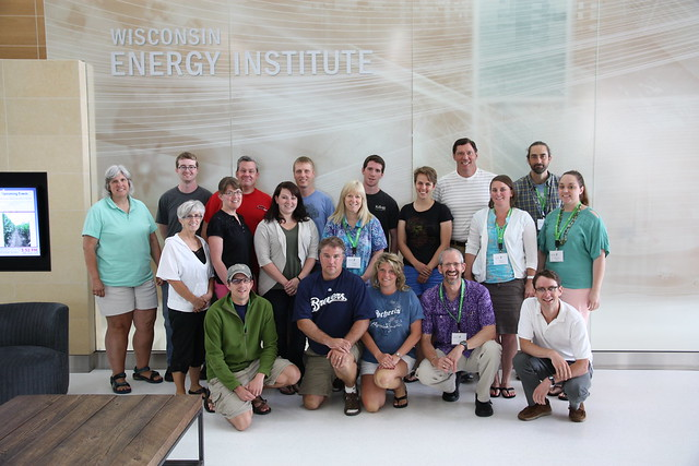 Bioenergy Institute: Class of 2013