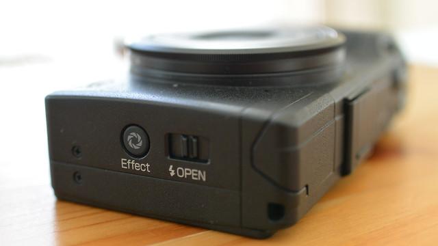 GR Effectボタン