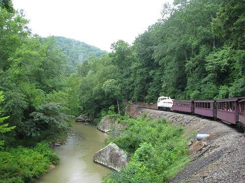 Stearns Railroad Depot